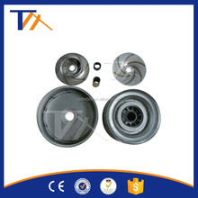 China Casting Foundry OEM Stainless Steel Impeller for Submersible Pump