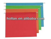 High Quality A4/FC suspension file with index tabs