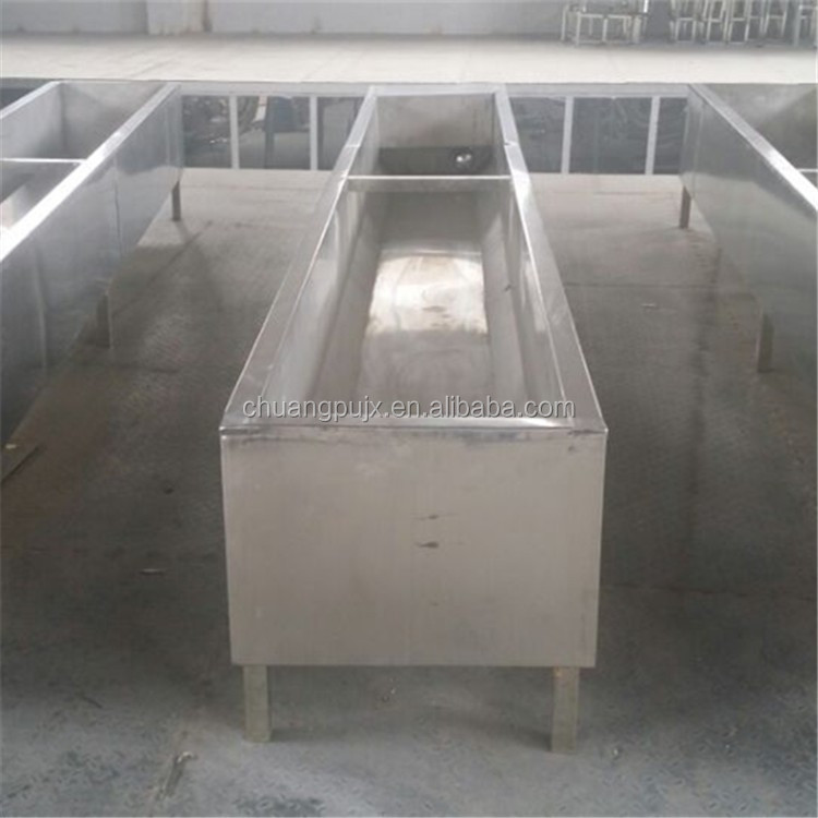 Stainless Steel Water Trough For Cow