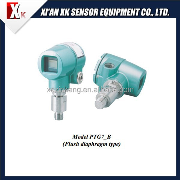 Azbil PTG71B Flush diaphragm Type Smart Pressure Transmitter