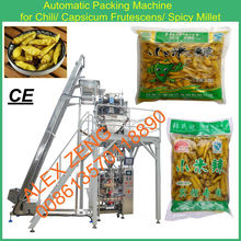 Weighing Measurement Chili Packing Machine