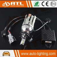ATL High quality 6000k great design auto h4 headlight car led conversion kits