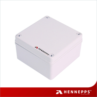 Waterproof PC/ABS High Strength IP65 Plastic Enclosure Box