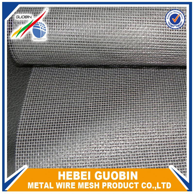 high quality pleated aluminum window screen