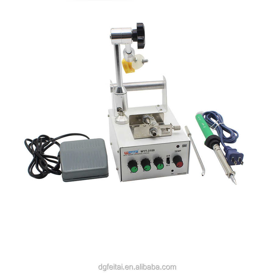 3100 WeldingTool Automatic Soldering Wire Feeder
