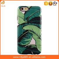 heat transfer printing case PC and TPU 2 in 1 back cover phone case for iphone 5/5s