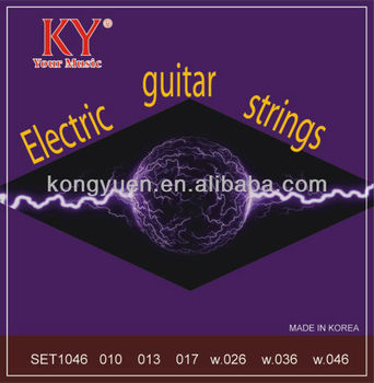 good quality guitar strings,korea guitars custom
