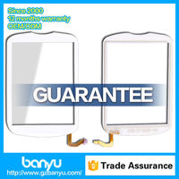 Banyu shop supply mobile phone parts digitizer for alcatel 710 touch screen