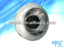 PSC EC Ventilation Fan EC Metal Centrifugal Fan 251 x130mm with CE and UL for Ventilation System