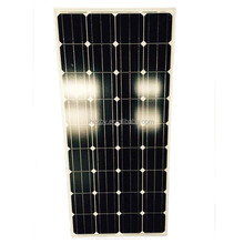 high quality 130W MONO solar panels for home use complete power bank panneaux solaires