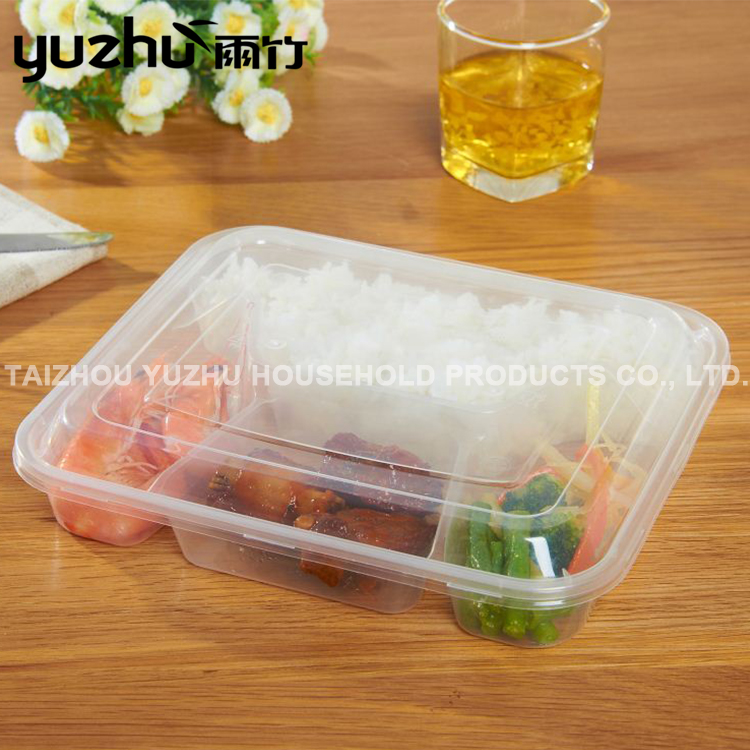 Wholesale Promotional Prices Sealable Plastic Food Container Disposable
