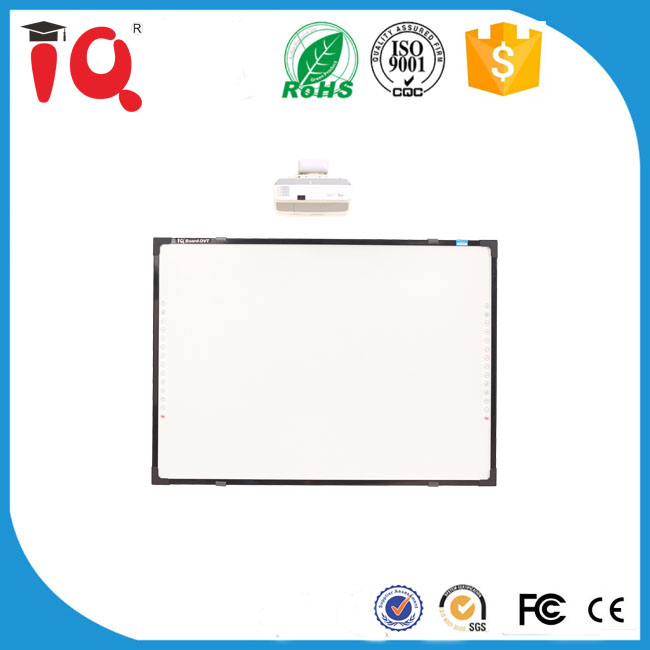 82'' 87'' 92'' finger-touch IWB electronic interactive whiteboard for computer