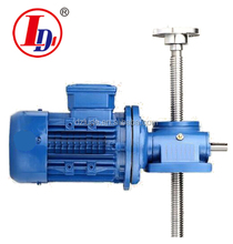 Top quality screw jack with electric motor