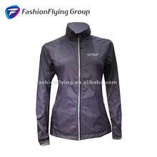 RL0118B Women Suit Foldable Fashion Jacket Long Sleeves OEM Jackets For Winter
