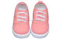 HC-FL0098 low price healthy women volcanized canvas shoes