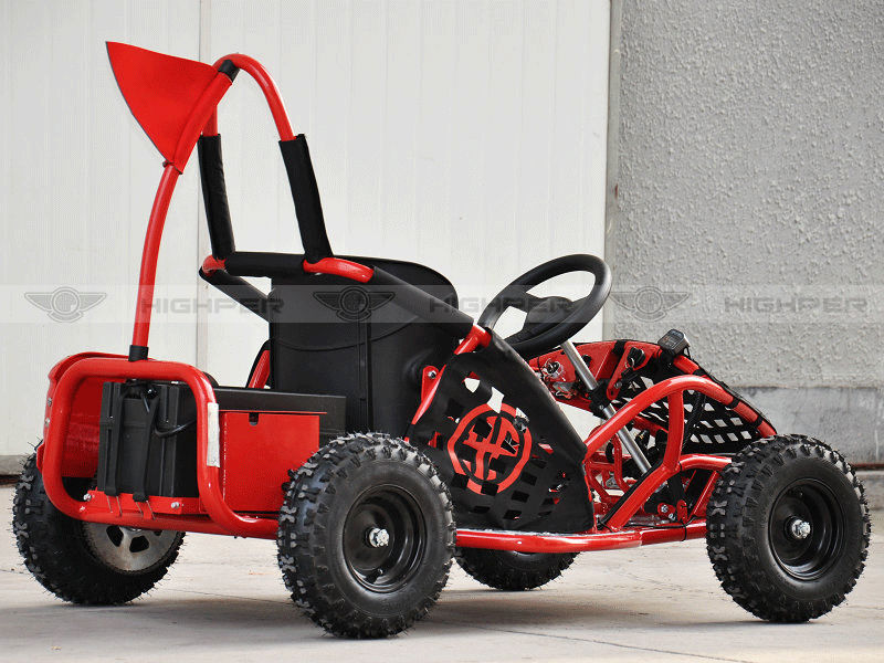 1000W Electric Go Kart, Mini go kart for kids,Racing go kart(GK005E)