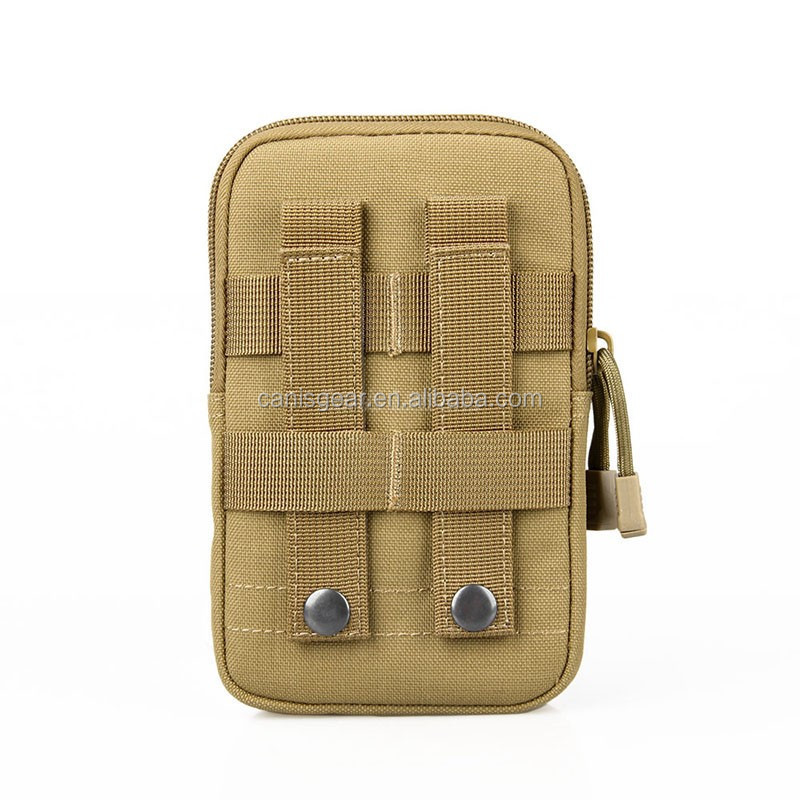 Hot Sale Military Mini First Aid Pouch Waterproof For Hiking