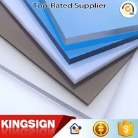 Factory High-ranking plastic honeycomb polycarbonate sheet