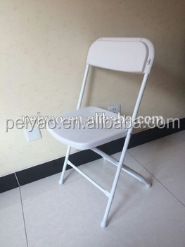wholesale White Plastic Resin Chairs