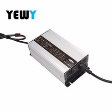 600W Charger 36v 12a Lifepo4/LFP 12S 43.8V EVA Storage car/ fork lift truck Battery Charger