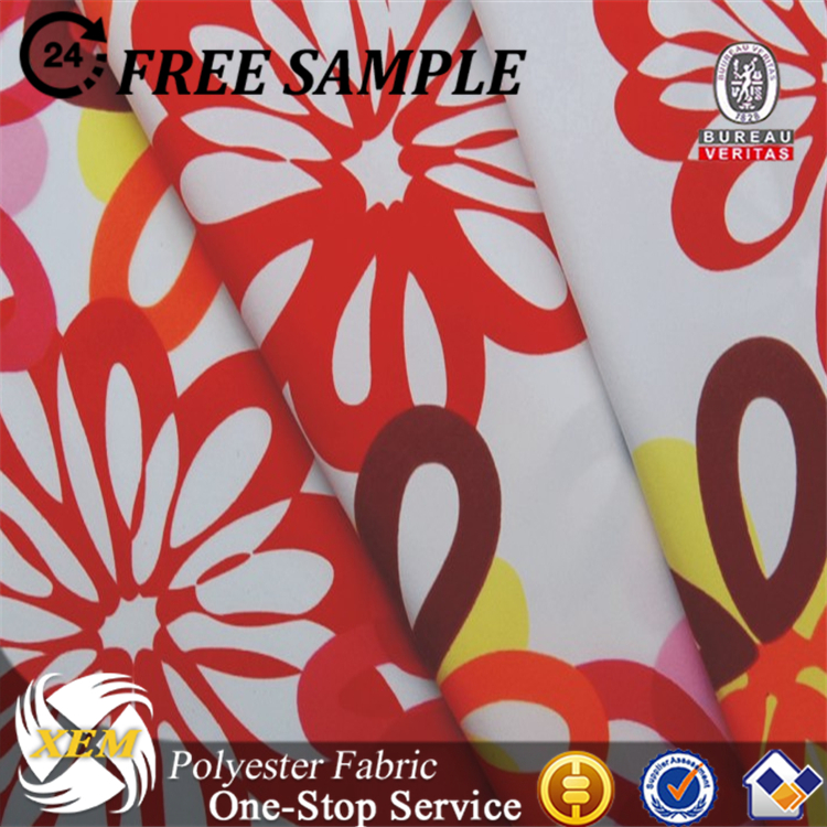 Superior qulaity peach skin fabric heat transfer printing