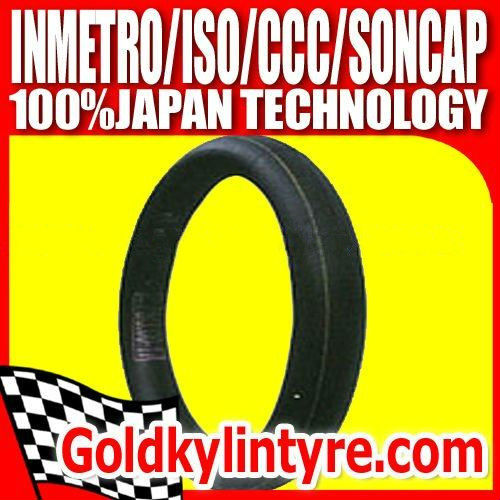 China high quality Natural/Butyl Rubber Motorcycle Inner Tubes 3.00-18 2.75-18