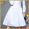 OEM clothing factory men's long-sleeved shirt cheap long shirt dresses, long sleeve lace prom dress, 3/4 long sleeves lace dress