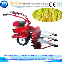 new brand agricultural machinery wheat reaper binder machine/rice reaper/