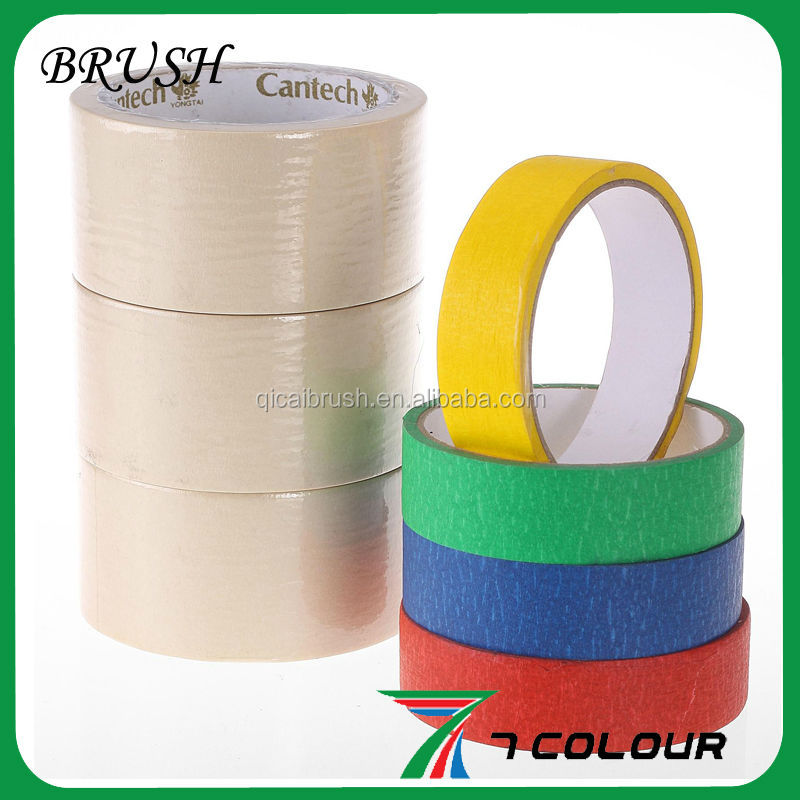 auto painting masking tape,adhesive creped paper tape,masking tape