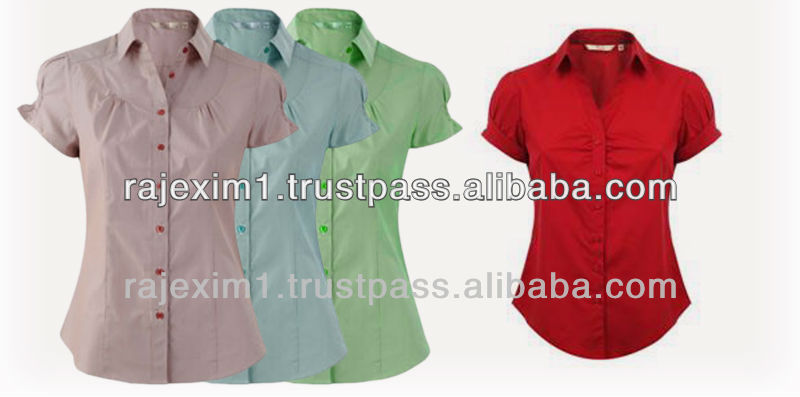 Export Quality Ladies Shirts