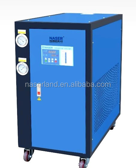 Indonesia cabinet type industry water cooled chiller- China industry water chiller