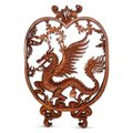 Chinese Dragon Wooden Wall Art