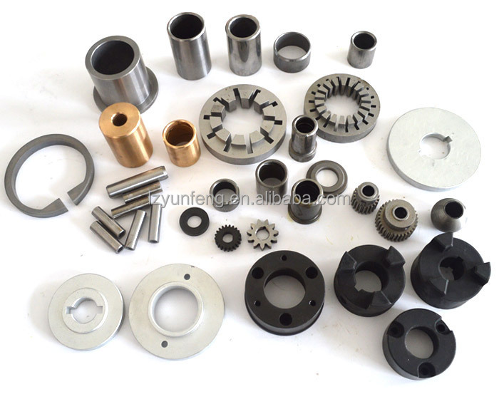 powder metallurgy Powder metallurgy comprises a family of production technologies, which process a feedstock in powder form to manufacture components of various types.