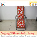 hot sale durable outdoor aluminum used sun lounger beach, recliner