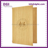 factory custom rubber wood finger joint lamination board paper insert