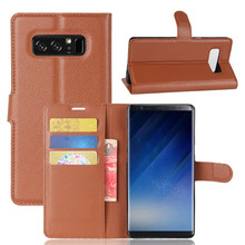 For samsung Note 8 case leather multi functional stand wallet case,stylish design cover for note8