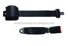 Automatic emergency-lock 2 points safety belt heavy truck safety seat belt cheap price safety belt (ES85009A)