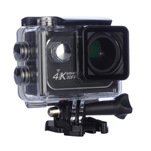 16MP Ultra HD 4K wifi sport action camera Waterproof 1080P DV Camcorder 170 Degree Wide Angle Video Camera Car Helmet Camcorder