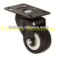 Washing Machines Shock Absorbing Furniture Moving Equipment pu appliance caster wheels