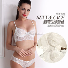 Super Thin Cup High quality Chemical allover Lace Hot Images Women <strong>Sexy</strong> Bra <strong>Underwear</strong>