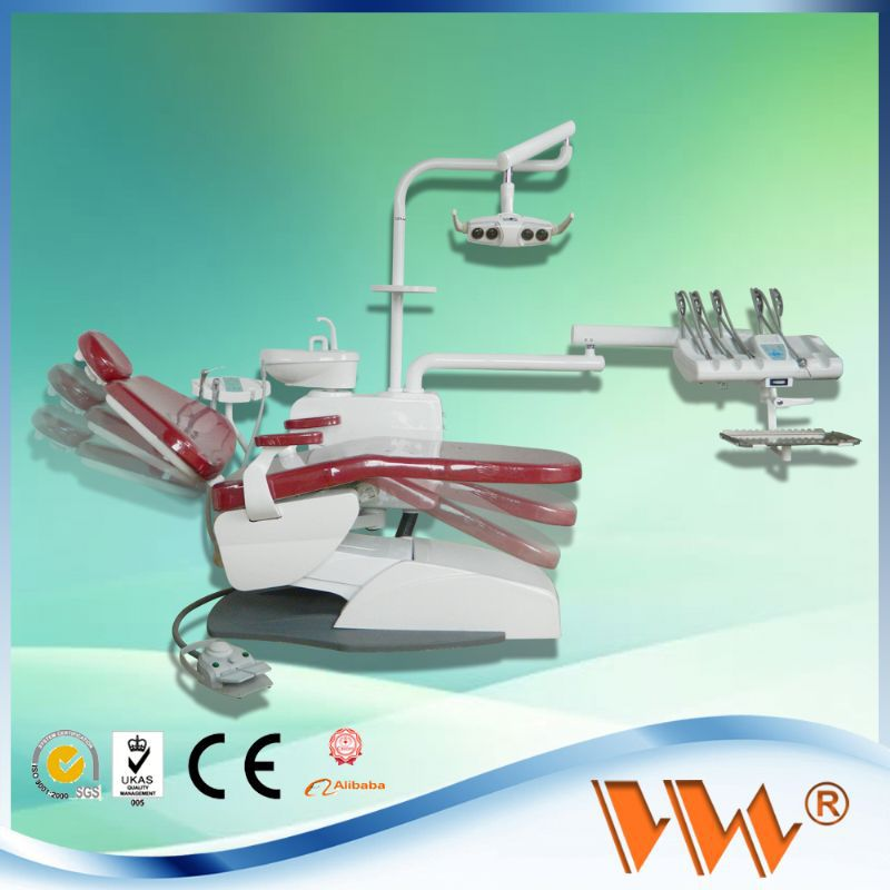 korea dental chairs use famouse Denmark brand for DC motor