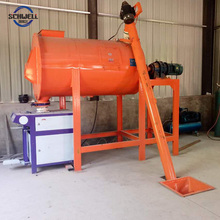 Top quality premixed simple dry mortar mixing machine mini type mixed plant cement