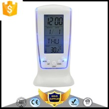 KH-0131 Birthday Reminding 3 in 1 Glowing Decoration Calendar Digital Clocks for Elderly