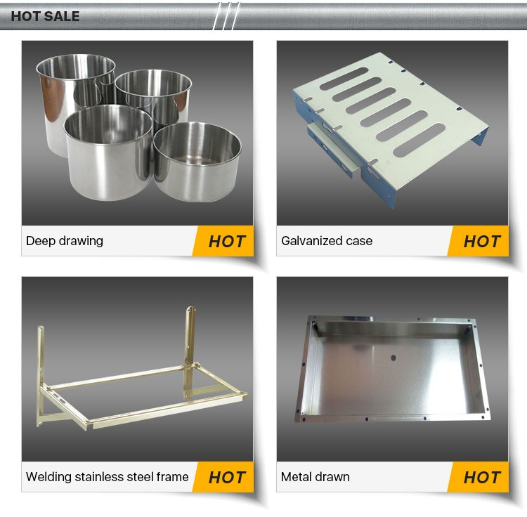 OEM steel stamping set with powed coating fabrication ,stamping steel stamping sets service