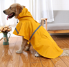 High quality pet dog raincoat big dogs clothes
