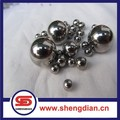 g10-g1000 5.5mm 100Cr6/HCHCr steel ball, high precision chrome steel ball