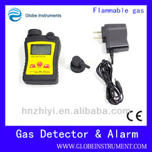 PGas-21-FL High precision combustible gas leak detector usb gas safety device