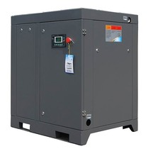 AC power 37kw 50hp industrial frequency auto air screw compressor CCPM50A-AN 8bar 230v 60hz three phase
