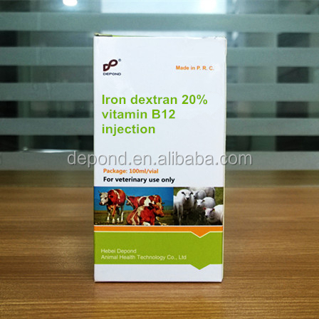 depond factory supply Norfloxacin Injection for animals
