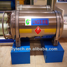 Horizontal cryogenic welding insulted cylinders series for kinds of liquid gas